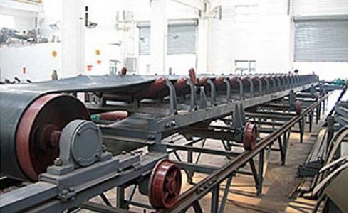Стационарный ленточный конвейер TD 75