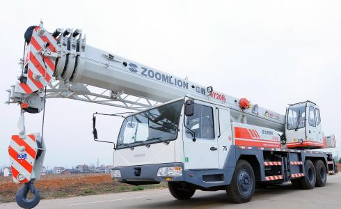Автокран Zoomlion QY20H431