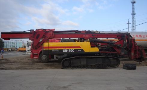 Буровая установка SANY SR150С