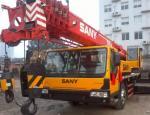 Автокран SANY QY130