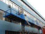 Строительная платформа BAODA SCP100
