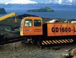 Установка ГНБ GD1600-L